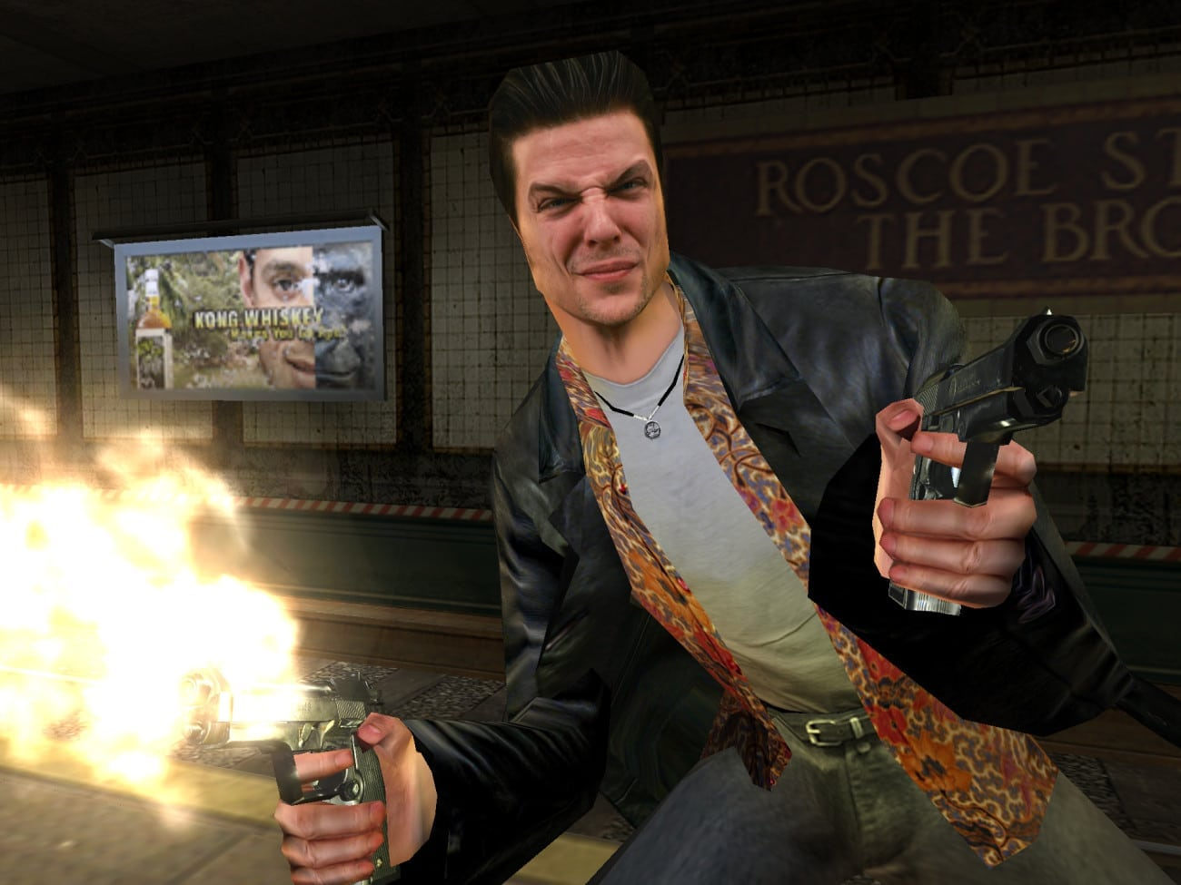 Max Payne - Bullet Time
